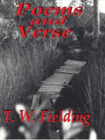 Poems and Verse