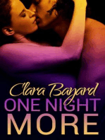One Night More (One Night of Danger, #2)