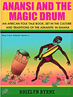 Anansi And The Magic Drum