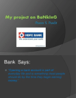 Banking Project on HDFC Bank