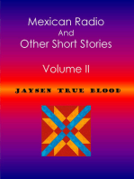 Mexican Radio And Other Short Stories, Volume II