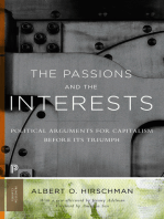 The Passions and the Interests