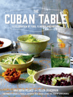 The Cuban Table