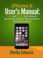 iPhone 6 User's Manual