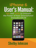 iPhone 6 User's Manual