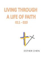 Living Through A Life Of Faith 011-020