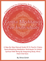 Tantra Meditation For Individuals