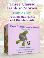 Three Classic Franklin Stories Volume Three