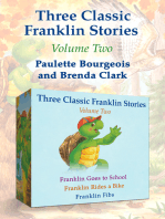 Three Classic Franklin Stories Volume Two