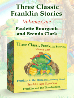 Three Classic Franklin Stories Volume One