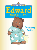 Edward Almost Sleeps Over