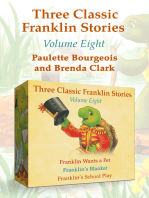 Three Classic Franklin Stories Volume Eight