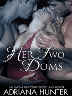 Her Two Doms (A BBW Menage Romance)