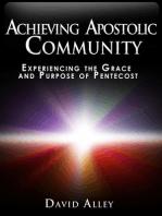 Achieving Apostolic Community