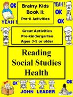 Brainy Kids BOOK II