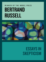 Essays in Skepticism