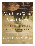 Mothers Who Can't Love