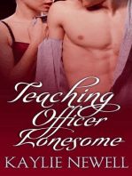Teaching Officer Lonesome