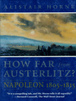 How Far From Austerlitz?