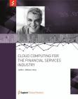 Project Report on Cloud Computing - Financial Services Industry