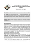 Project Report on Eco-system Services and Cost-Benefit Analysis