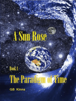 A Sun Rose (The Paradigm of Time, #1)