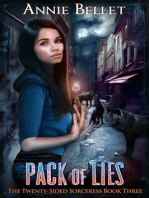 Pack of Lies: The Twenty-Sided Sorceress, #3