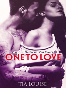 One to Love: One to Hold, #4