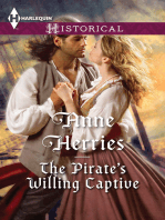 The Pirate's Willing Captive