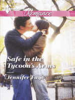 Safe in the Tycoon's Arms