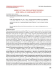 Comparative Study on Agricultural Development in India & China