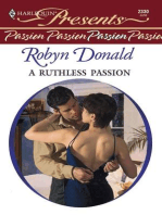 A Ruthless Passion