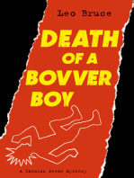 Death of a Bovver Boy
