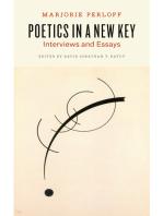 Poetics in a New Key