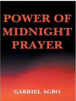 Power of Midnight Prayer