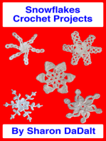 Snowflakes Crochet Projects