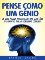 Pense como um gênio