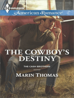The Cowboy's Destiny