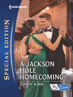 A Jackson Hole Homecoming