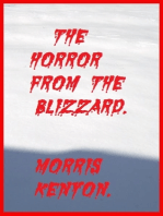 The Horror From The Blizzard