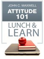 Attitude 101 Lunch & Learn