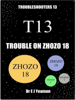 Trouble on Zhozo 18 (Troubleshooters 13)