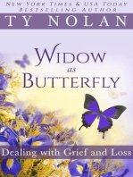Widow As Butterfly Dealing with Grief and Loss
