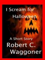 I Scream for Halloween