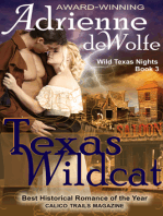 Texas Wildcat (Wild Texas Nights, Book 3)