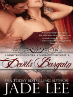 Devil's Bargain (The Regency Rags to Riches Series, Book 2)