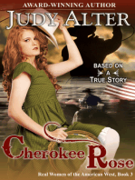 Cherokee Rose (Real Women of the American West, Book 3)