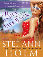 Lucy Gets Her Life Back (Single Moms, Second Chances Series, Book 2)