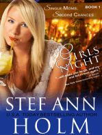 Girls Night (Single Moms, Second Chances Series, Book 1)
