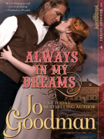 Always in My Dreams (The Dennehy Sisters Series, Book 4)